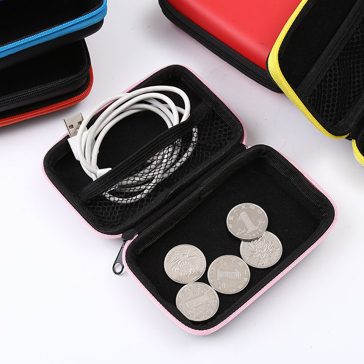 Waterproof Hard EVA Power Bank Case and Box Travel Digital Storage Bag And Multifunction Case