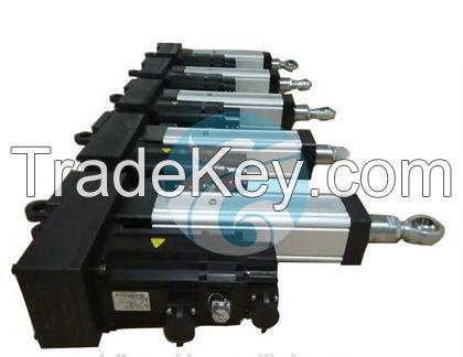 Electric Cylinder, 2/3/4/6DOF