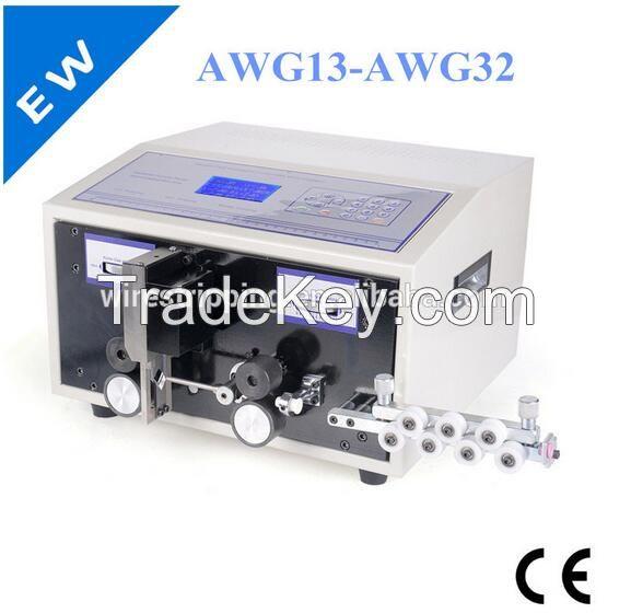 EW-01 Used wire stripper machine, wire cutters