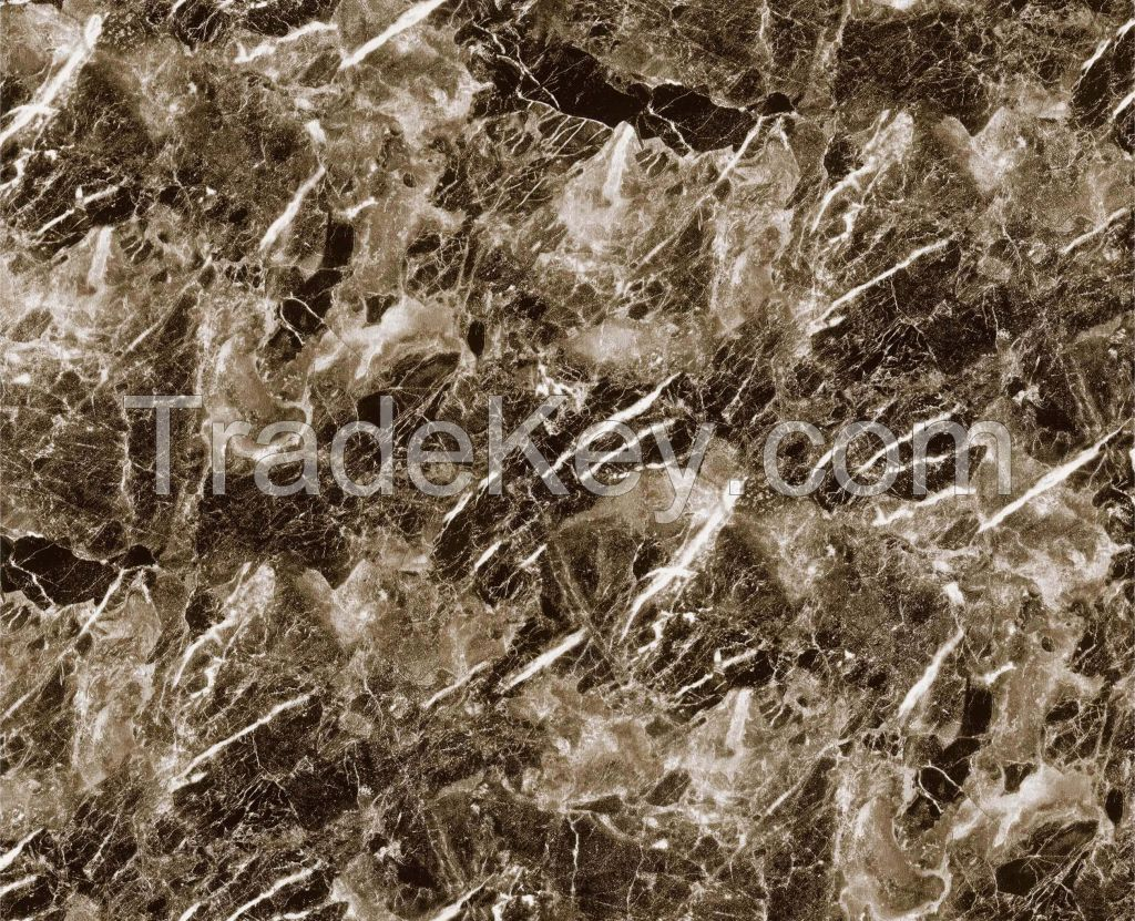 2016 New Design UV layer marble stone color hot stamping foil for PVC
