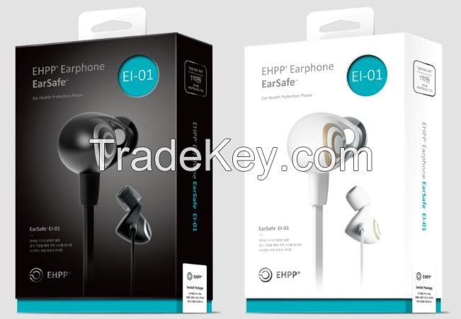 Bone conduction earphone -EHPP