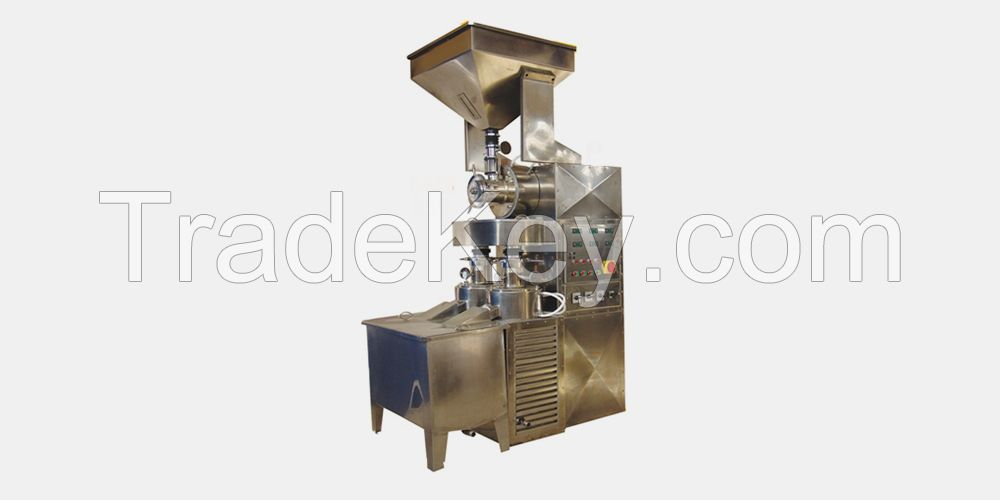 Sesame Paste Machine Tahina making machinery Tahina Mill