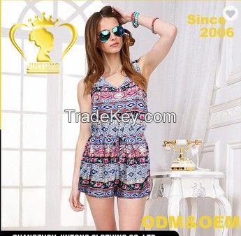 2018 Latest Custom Middle Age Lady Clothing