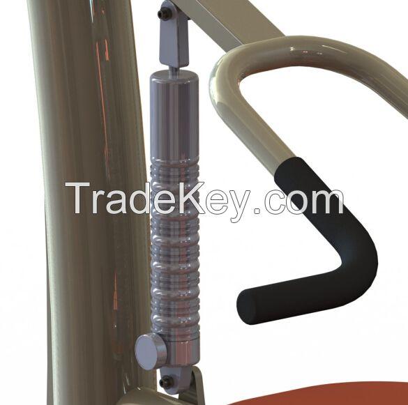 .Outdoor Fitness Bench Press Machine Latest Design International Quality Standard Muscle Iron/PU Skin Amusment Equipment 2016 Hot HL16-10