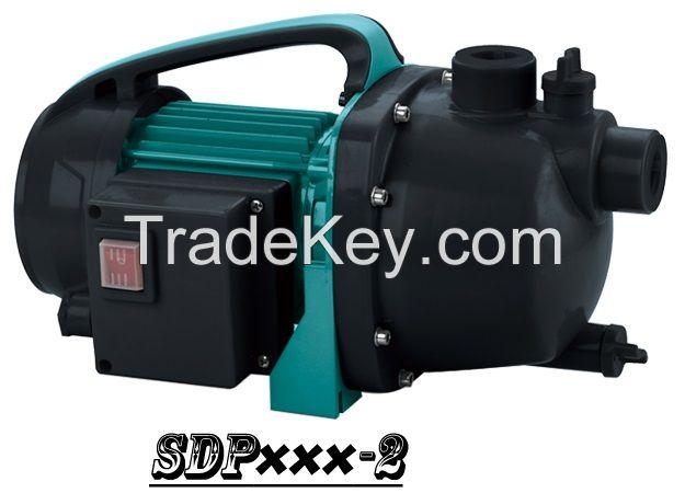 (GP600-2) Garden Surface Water Pump Centrifugal Pump High Pressure Hot Summer Pump