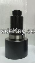 Spline Shaft Stub 208074 40-1723 PT1421 for scania Ponteiras Deslizantes Driveshaft Parts