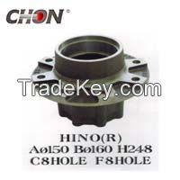 42411-6803, HINO wheel hub in auto parts