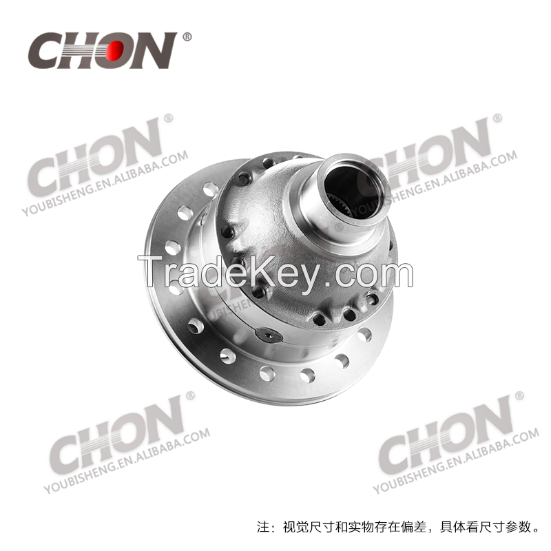 DUTY truck parts  Mercedes Benz Axle differential assembly