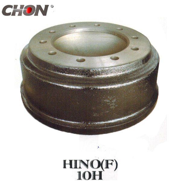 Hino brake drum 43512-2660 truck parts