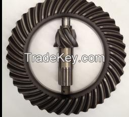 Crown wheel and pinion for Mitsubishi truck, OE NO: MC804124