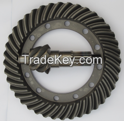 Crown wheel and pinion for Hino truck, OE NO: 41221-37310