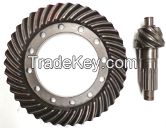 Crown wheel and pinion for Mitsubishi truck, OE NO: FM517 MC-839938-A