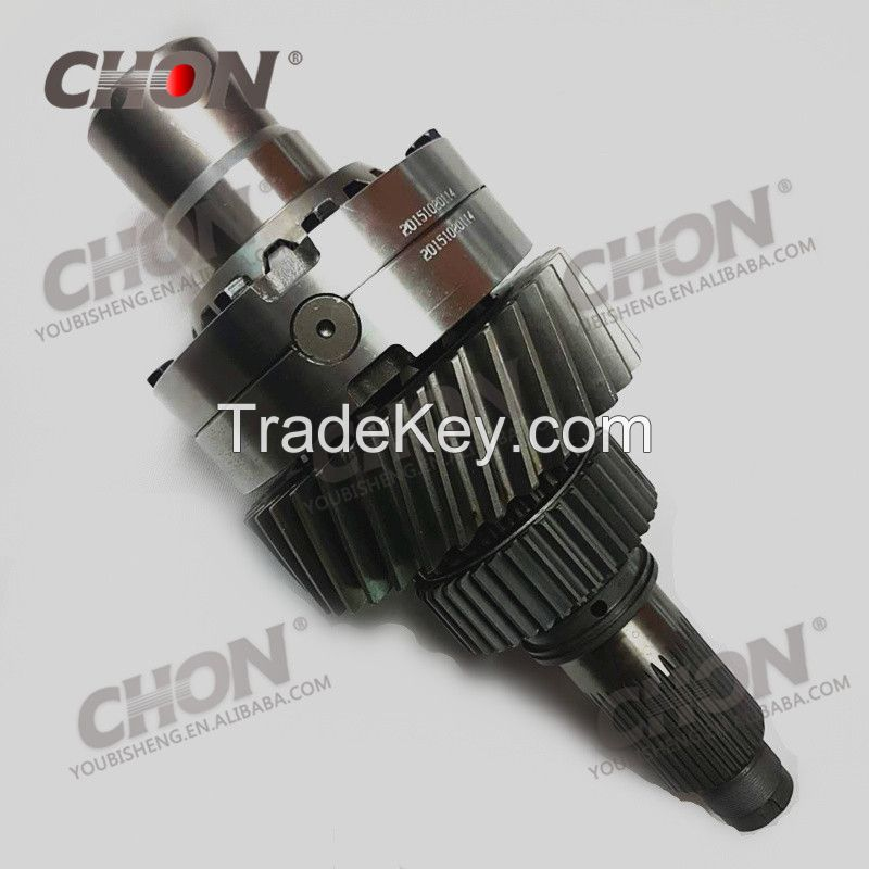 GAC-Hino 700 intermediate input shaft differential assy