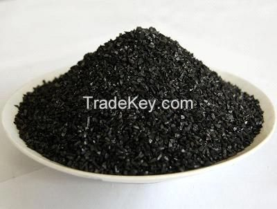 1.0-2.0mm 80% fixed carbon content anthracite coal filter media for wastewater and sea water treatment
