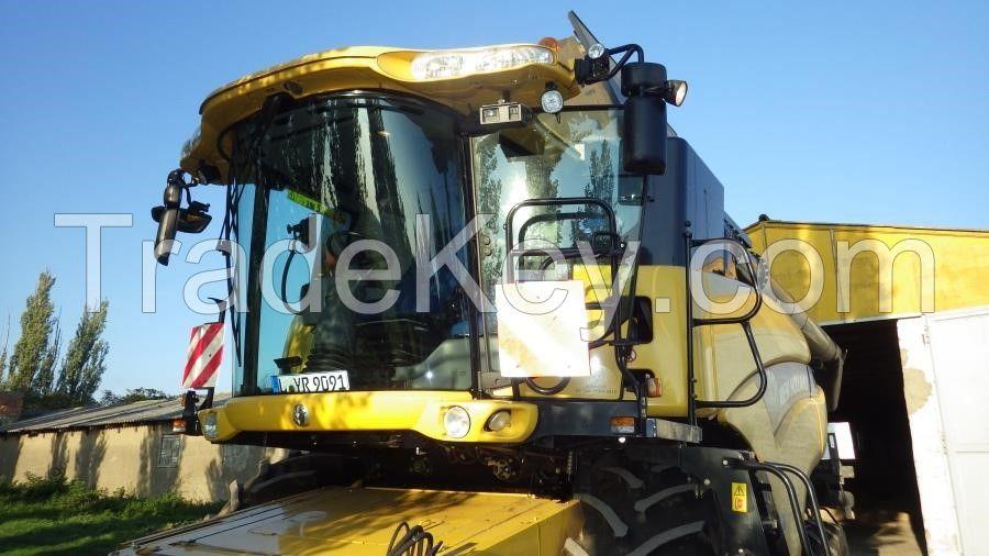 2012 New Holland Cr 9090