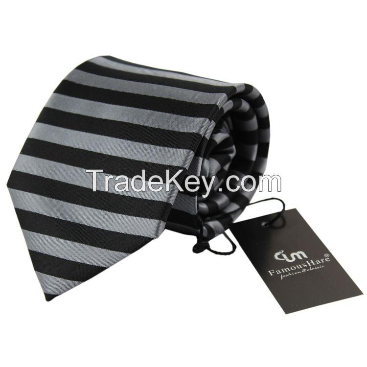 Fashion polyester necktie