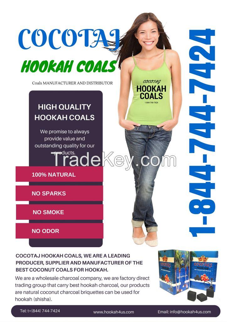 Cocotaj Hookah Charcoal
