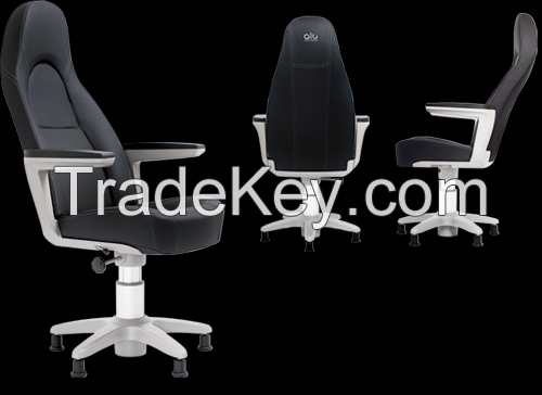 Alu Design Pilot Chairs