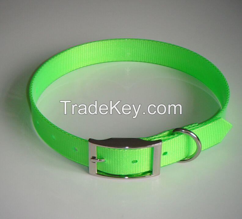 waterproof TPU pet dog collar