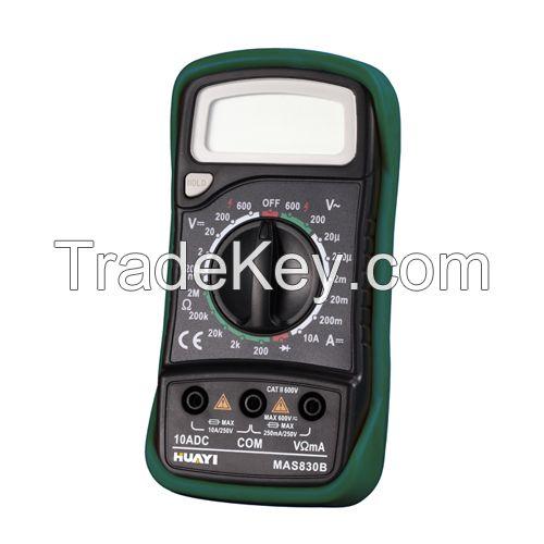 New MAS830L+ Digital Multimeter Small and Multifunctional