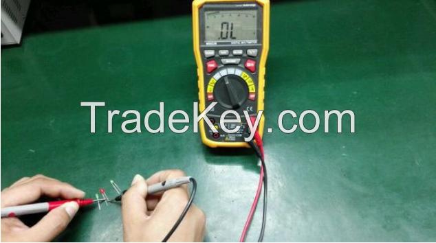 MS8236 digital multimeter usb multimeter test resistance capacitance