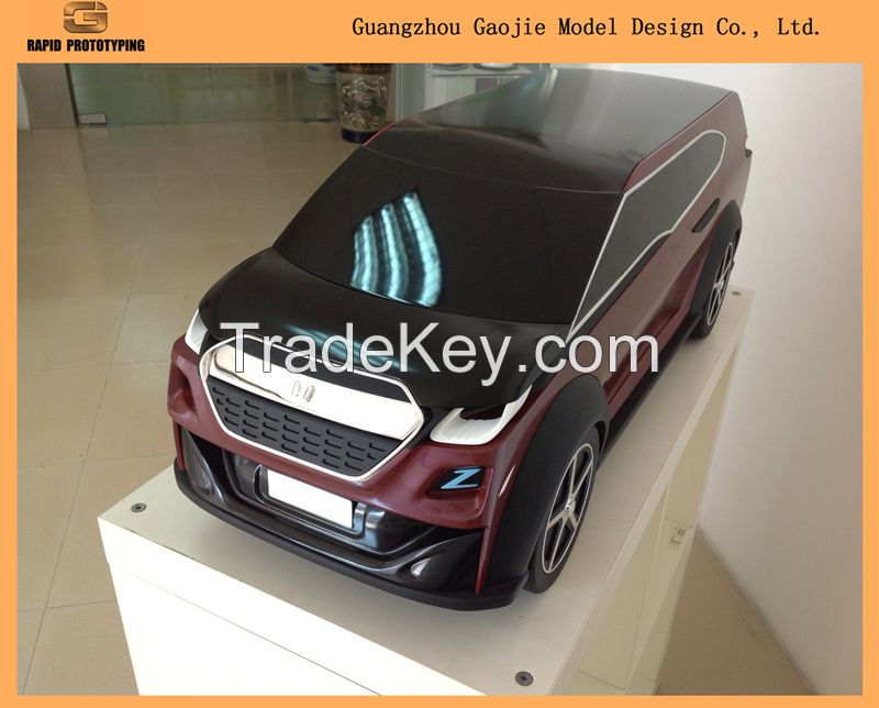 Best sell china plastic and metal 3D printing rapid prototype maker