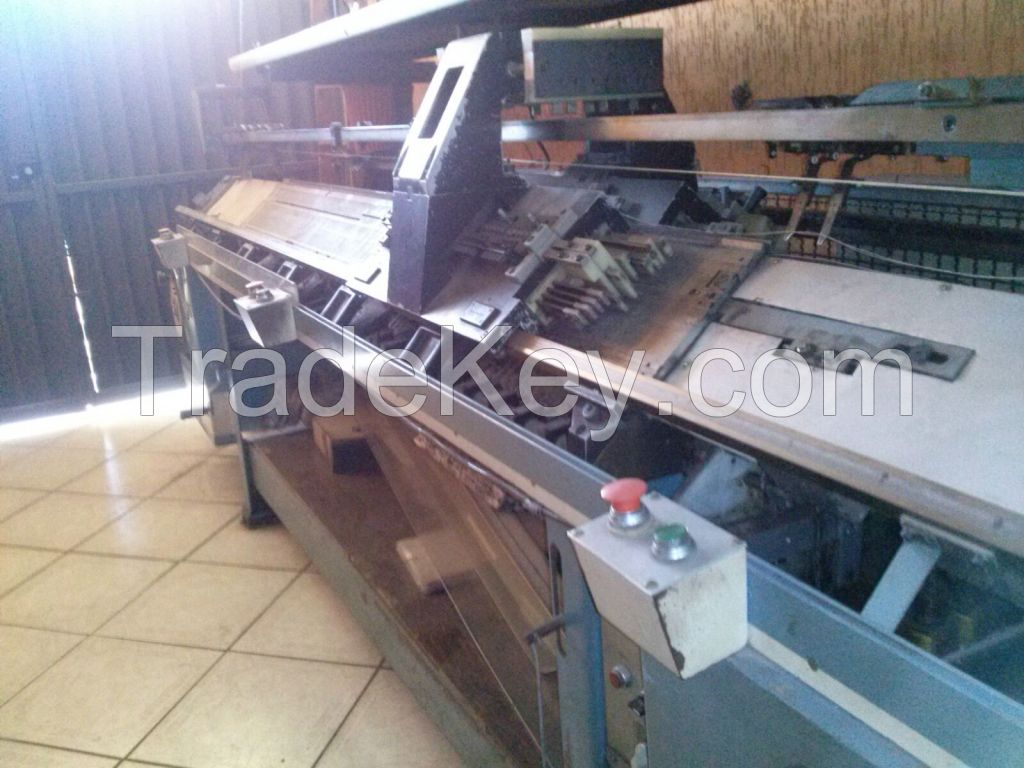 Used weaving machinery from Brazil
