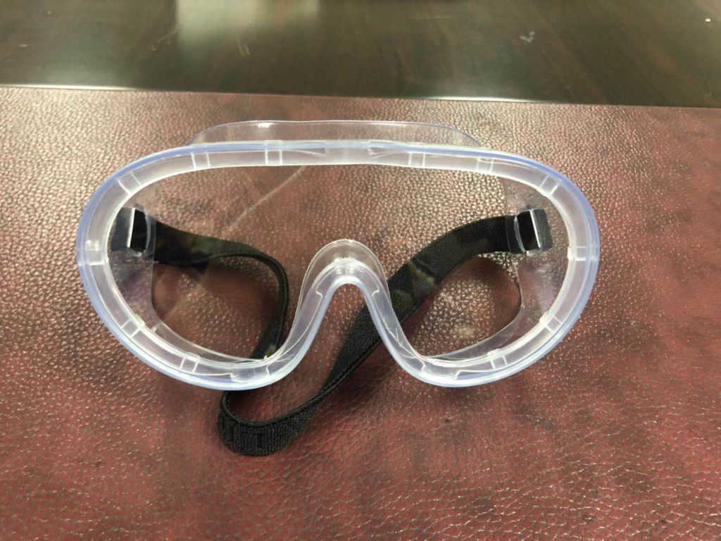 2020 Safety goggles protective goggles can wear optical glasses