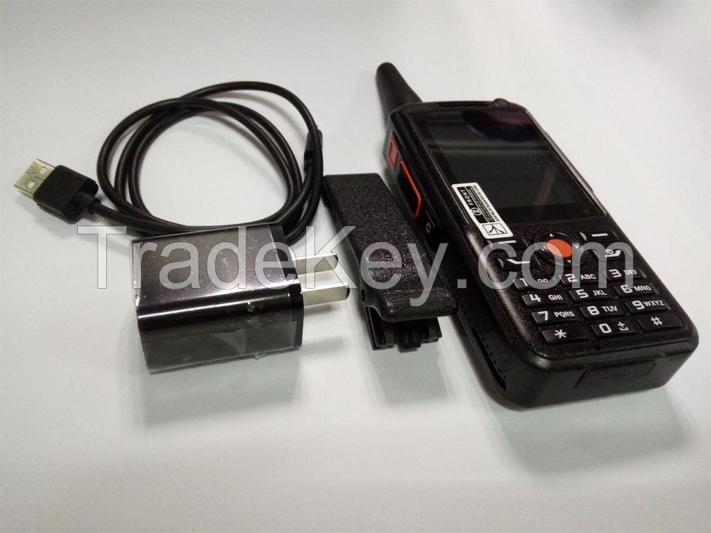 F22 PTT radio smart phone