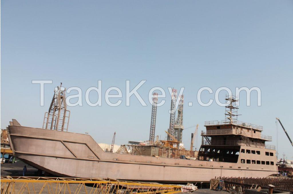 64 M General cargo ship