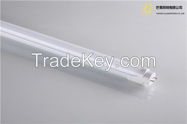 Compatible inductive ballast LED T8 tube 1500mm 22W single power  1.5m