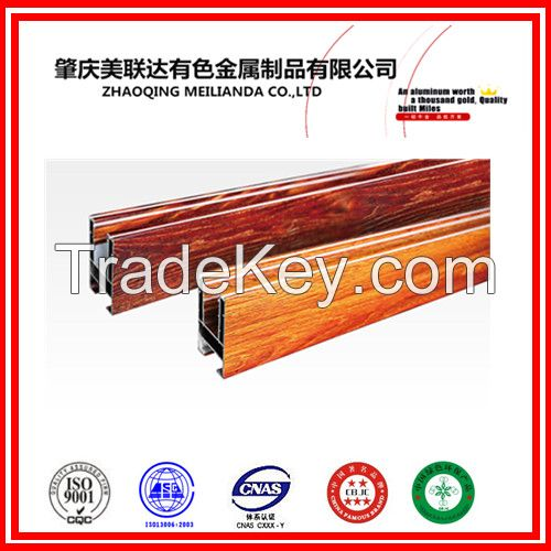 Aluminum Alloy in Spray-Finishing with Factory Price in Square, Round, Hollow Shape