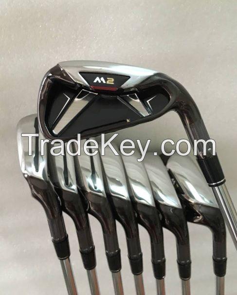 2016 New M2 Irons Set 8Pc High Quality Copies RegularStiff Flex Steel Shafts