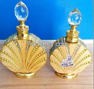 Perfume bottles metal perfume bottles Essential oil dropper bottle metal craft accessories