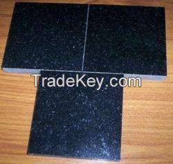 Blacl Granite Slab