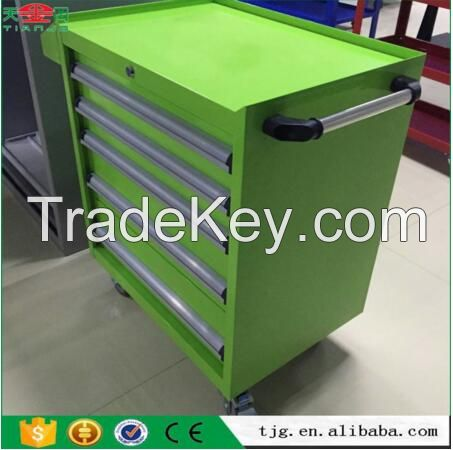 Garage Tool Cabinet Factory Supplies Tool Box Side Cabinet With 5 Drawers