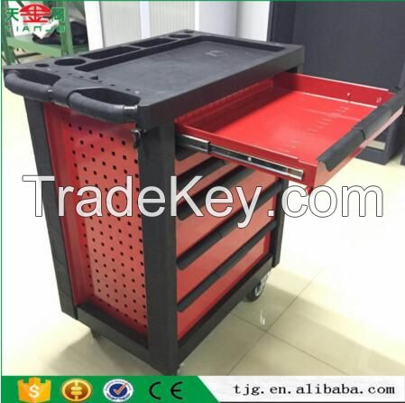 Professional Tool Box With Tools Rolling Tool Chest Cabinet