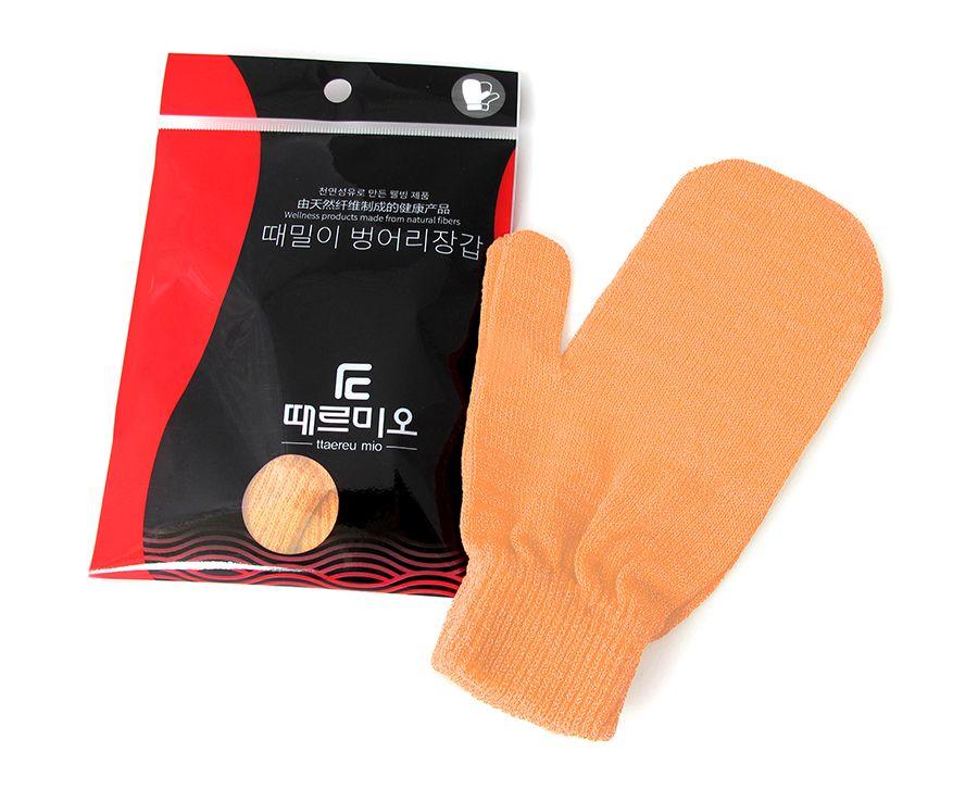 Ttaereu mio Scrub Bath Glove - Mitten type