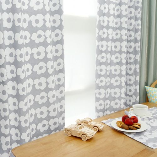 Printed cotton fabric - Blooming