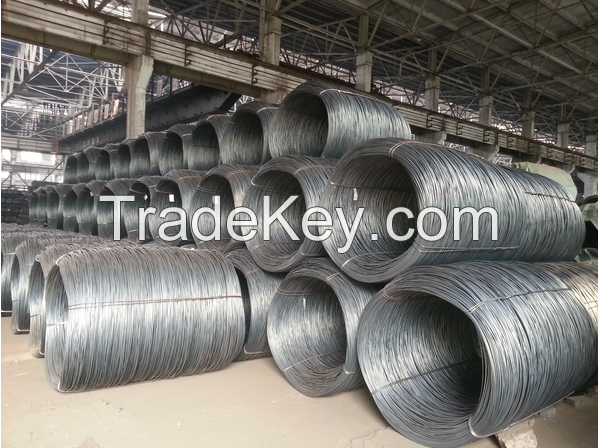 Hot rolled Alloy Steel Wire Rods made in  China