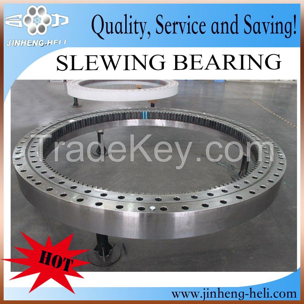 Slewing Ring Bearing Crane Turntable Bearing 50 Mn / 42CrMo
