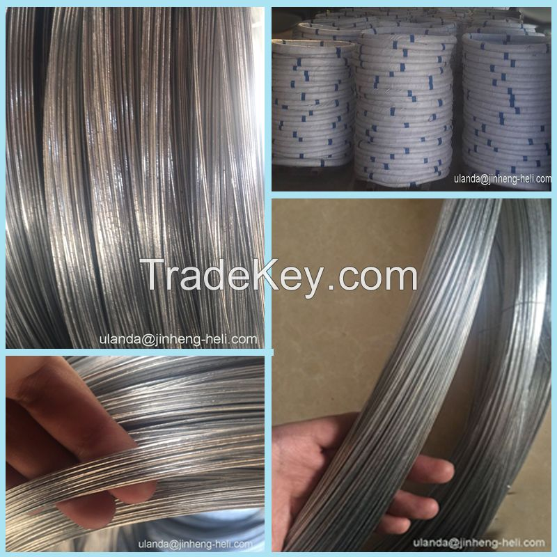 Galvanized steel 7 wire strand