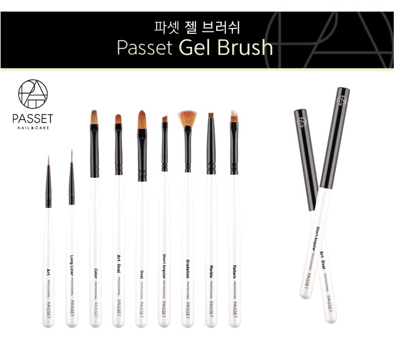 Professional Nail Gel Nylon Brush For Sale