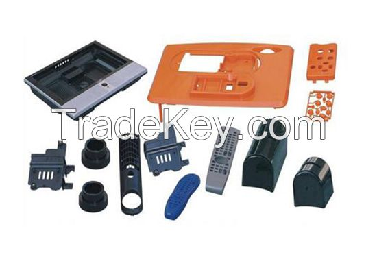 Plastic Product From Showwell, Autuo Parts Made by Plastic Mould, Plastic Cover, Injection Parts