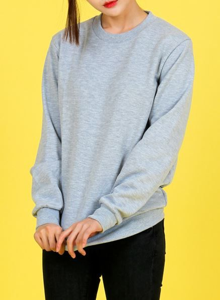 cozy sweatshirt with various colors