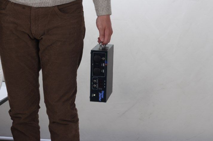 Portable ESS battery pack - power carrier