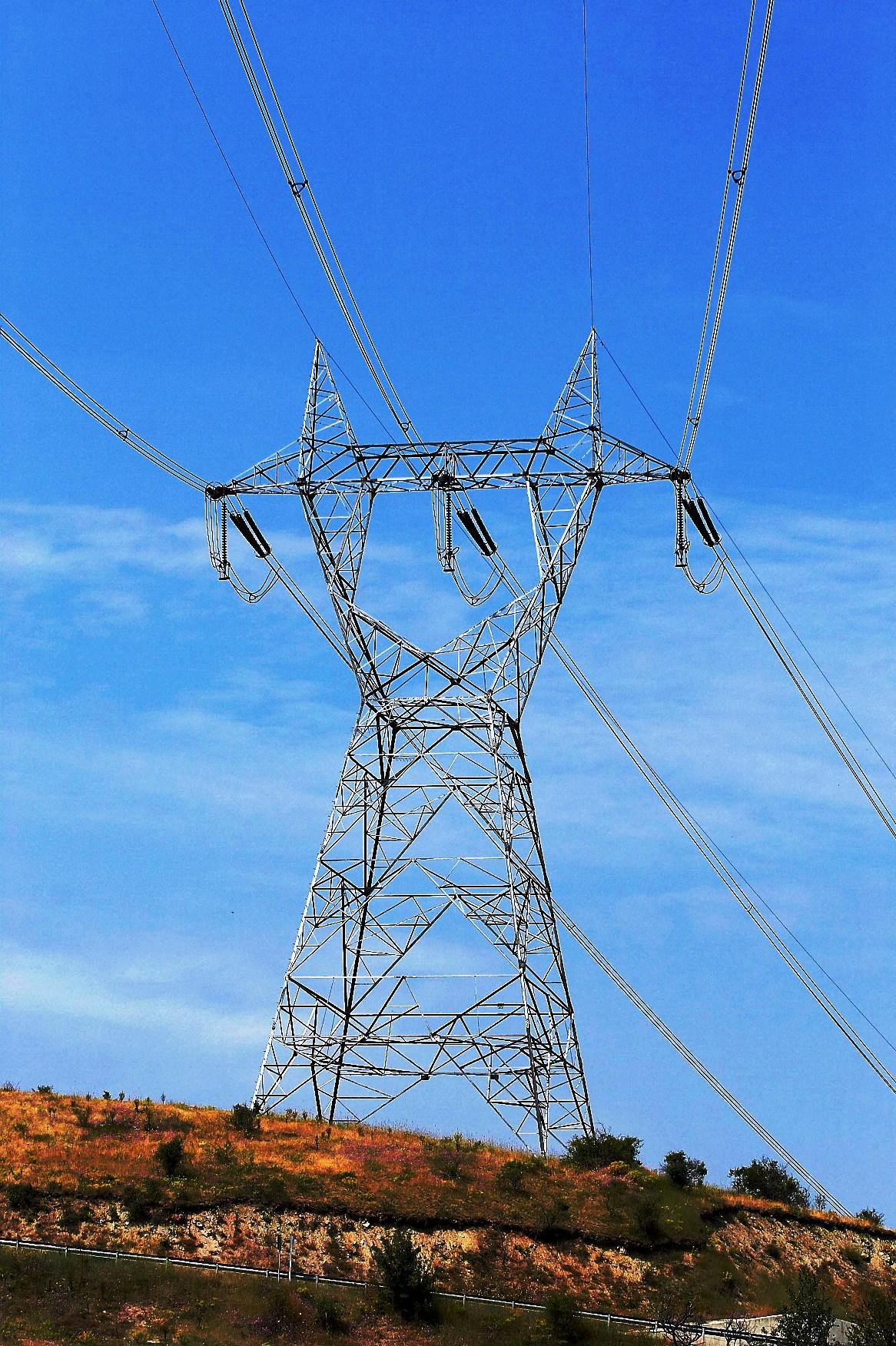 TRANSMISSION LINE TOWERS-11 - 33 kV
