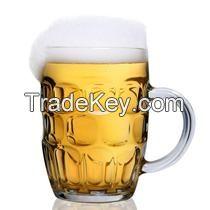 glass mug, drinking mug, mug, handle glass cup, tea cup
