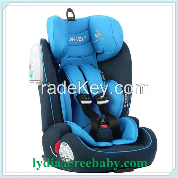 group (1+2+3, 9-36kg) child seat infant safety car seat with ECER44/04