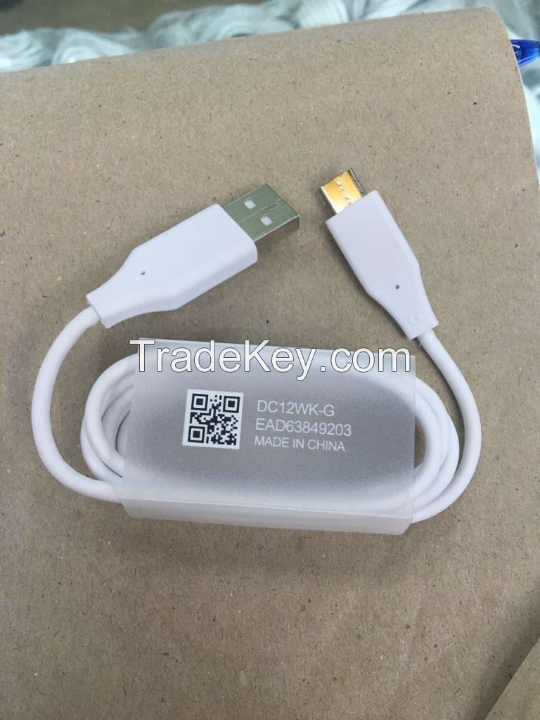 LG EAD63849203 Type C USB Data Cable - Nexus 5X, G5 H850, X Cam, X Scre